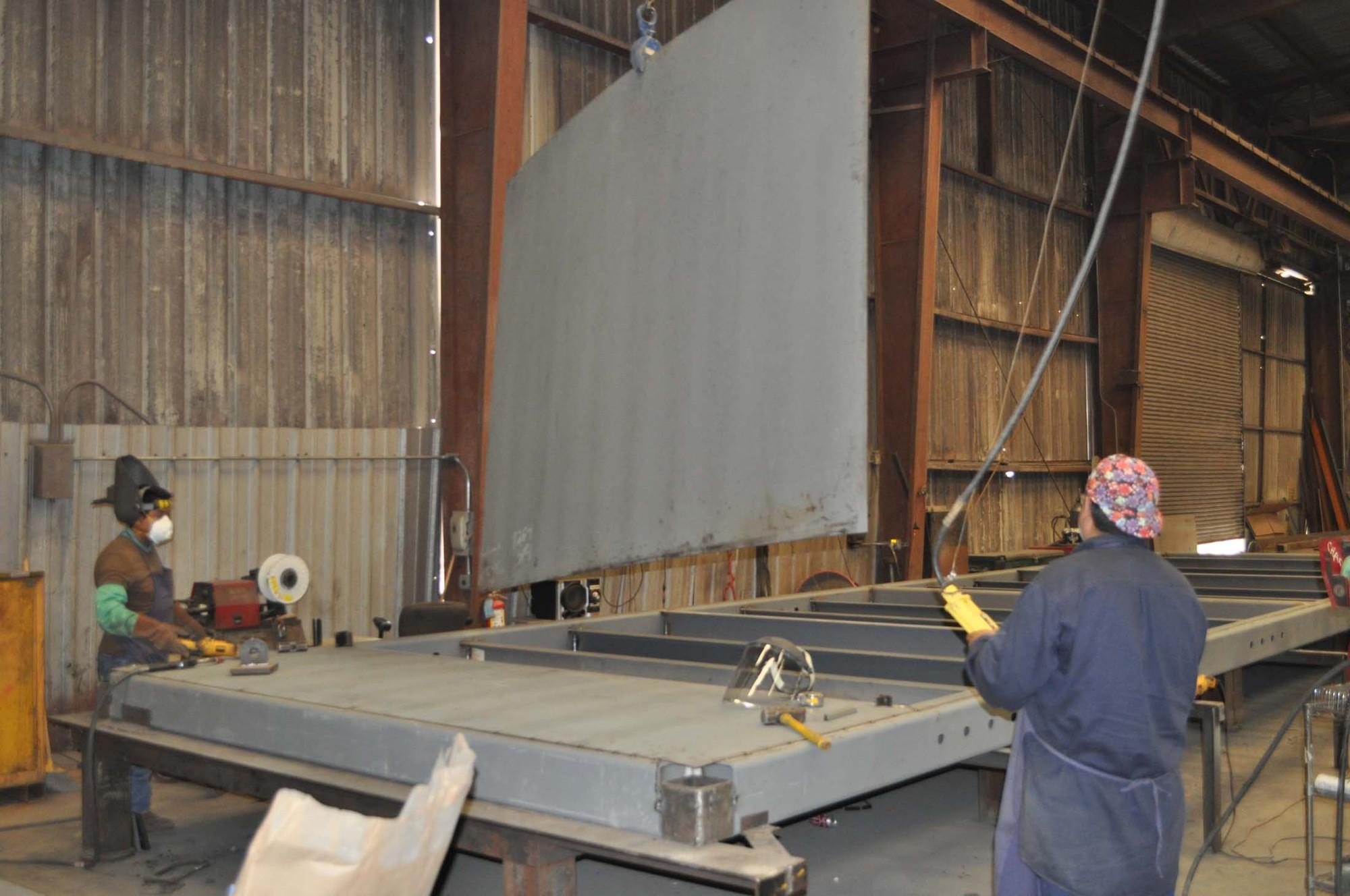 Custom Fabrication & Manufacturing in Houston, TX   Myrmidon Corp