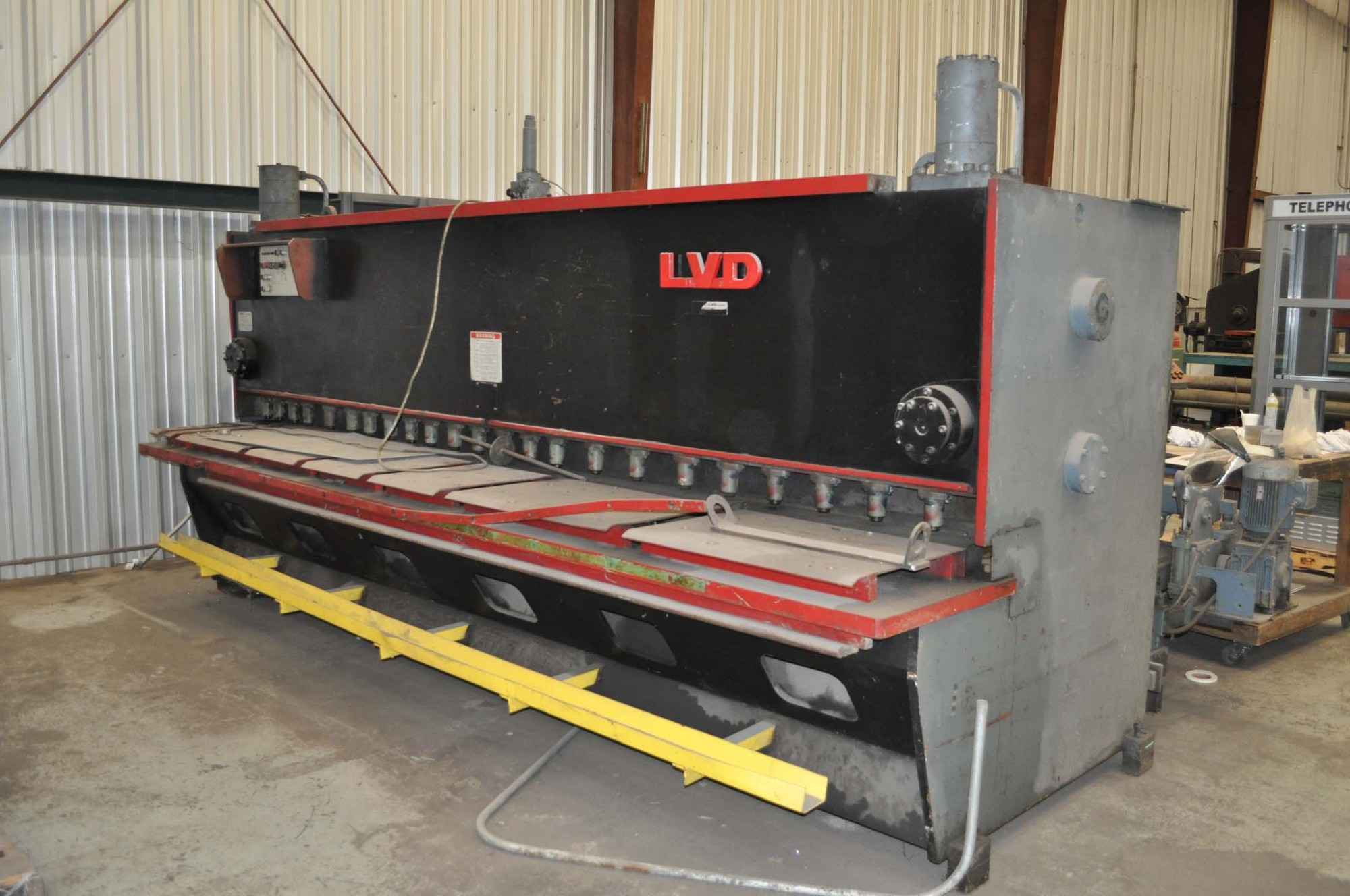 Houston Manufacturing Amp Fabrication Equipment Myrmidon Corp