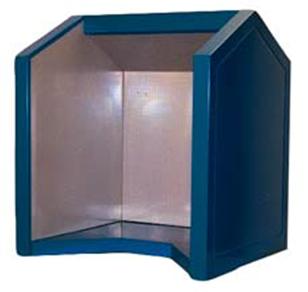Model 602 Metal Fabricated Enclosure