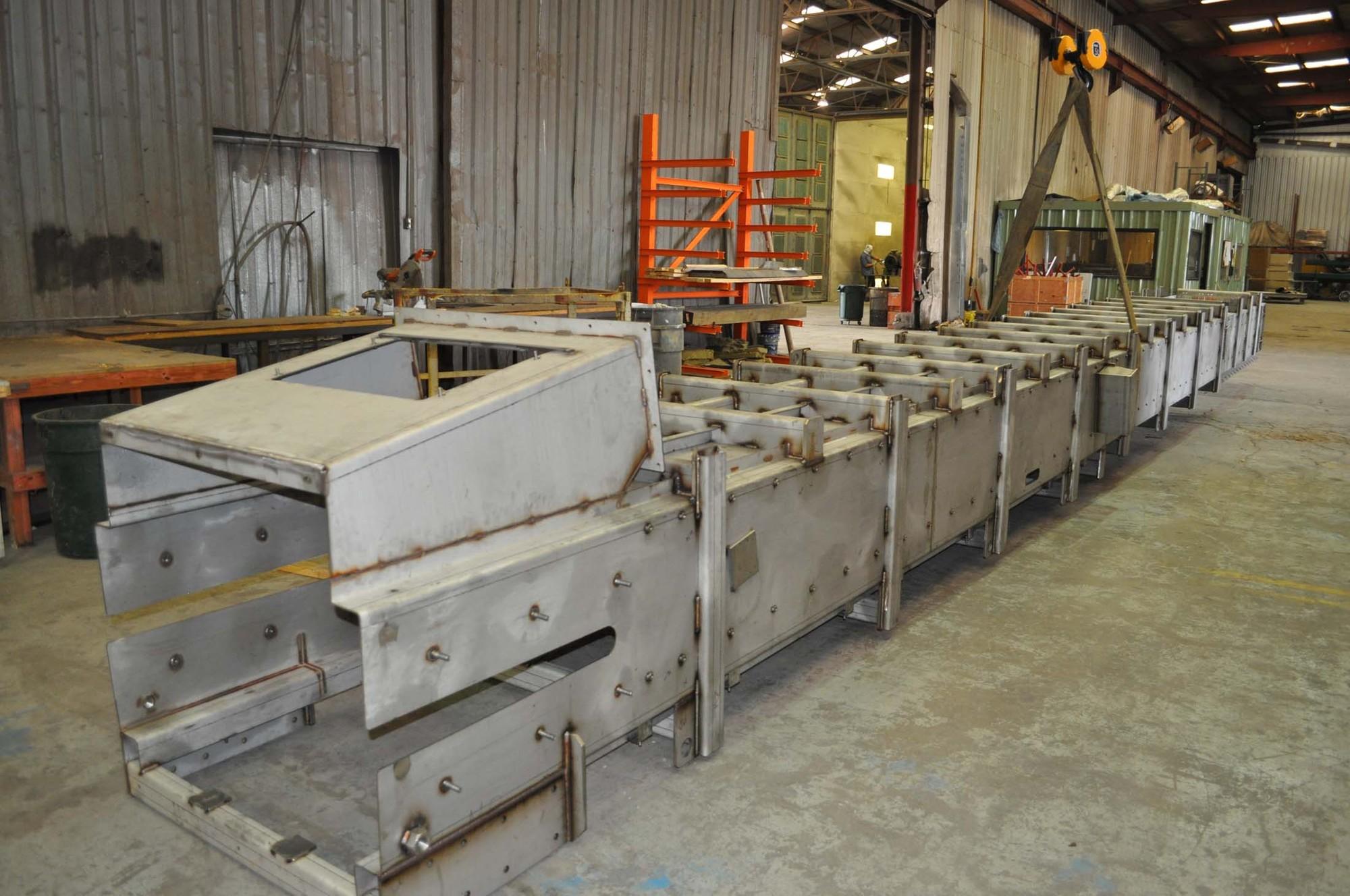 Custom Metal Fabrication Services | Houston, TX
