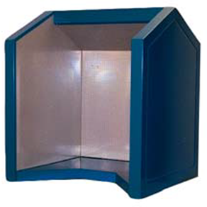 Model 602 Metal Fabricated Enclosure